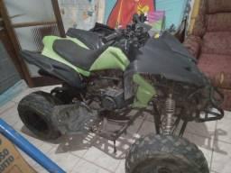 Título do anúncio: Quadriciclo 150 cv raptor atv