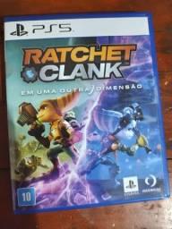 Título do anúncio: Ratchet e Clank PS5