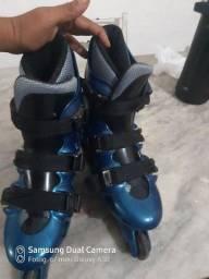 Título do anúncio: Vendo patins 37