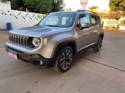 Jeep Renegade Longitude 1.8 Flex 2019/19 Automático Completão