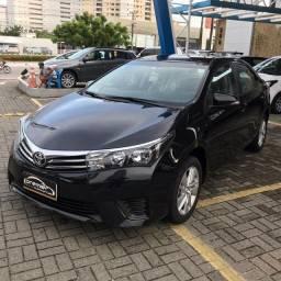 Corolla gli 2017 automático.