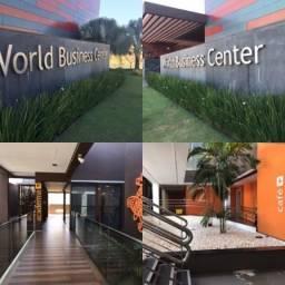 Sala comercial condomínio wbc em uberlândia