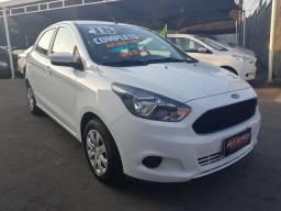 Ford Ka Hatch 2018 Completo 1.0 Flex 14.000 Km Impecável - 2018