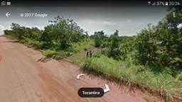 Alugo um terreno em Luzimangues 2.000 m2