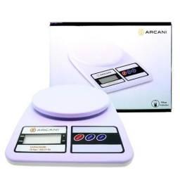 Mini Balança Digital de Alta Precisão 1g À 10kg Para Cozinha Comércio