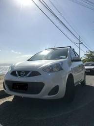 Nissan March 2015 1.0 S 16V Flex 4P - 2015