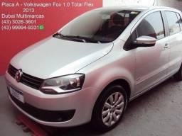 Vw- Fox G2 1.0 Flex - Completo - Periciado - Placa A - 2013