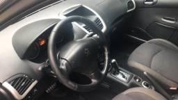 Peugeot 207 sedan automático - aceita troca por carro mais novo automático - 2009