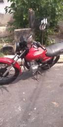 Vendo ou troco outra moto ou carro - 2002