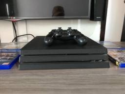 PlayStation 4 Pro/ Troco por IPhone