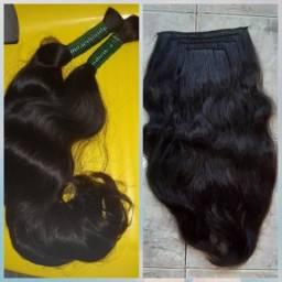 Vendo cabelo humano 65cm