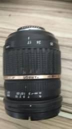 Lente Tamron Nikon 17-50 / 2.8