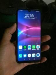Troco: Huawei de 128 gb e 6 de Ram