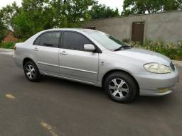 TOYOTA COROLLA XLI 2004/2005 MANUAL - 2004