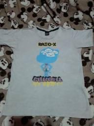 Camisas por 5 reais