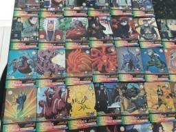 Cards Holográficos Naruto Shippuden: Ultimate Ninja Storm 4