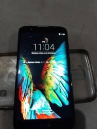 Celular LG K10 R$180,00