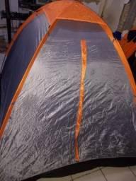 Barraca de camping 3/4 usada duas vezes