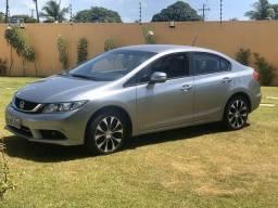Honda civic 2015 LRX 2.0 16v flex aut - 2015
