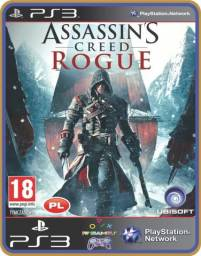 Título do anúncio: Ps3 Rogue assassins creed