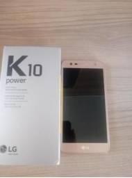 LG K10 Power 32gb - Para peças