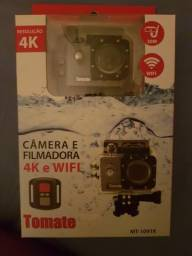 Câmera e Filmadora 4k e Wifi