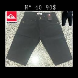 Bermudas Jeans Masculino
