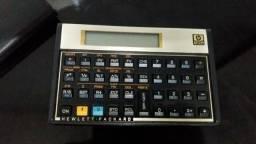 Calculadora HP 12C Original com capinha. Pouco uso