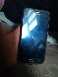 Vendo celular j5 para conserto ou retirar peças