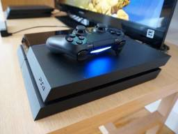 PlayStation 4 usado com HD de 2 TERA