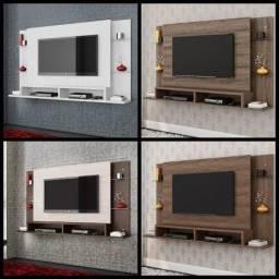 Promoção Painel Para TV ( Varios Modelos )Entrega e montagem gratis