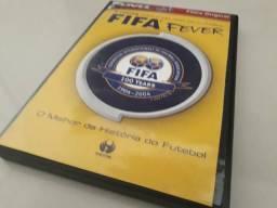 Dvd FIFA O Melhor da História do Futebol