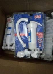 Venda-se filtro 3 em 1 torneira filtro purificador novo lacrado
