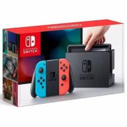 Nintendo switch (NOVO)