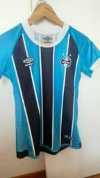 Vendo camiseta do Grêmio - baby look Umbro