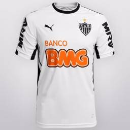 Camisa Puma Atlético Mineiro Ii 2014 Nº 10 - Ronaldinho
