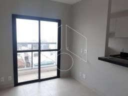 Apartamento à venda com 1 dormitórios em Centro, Marilia cod:V10703