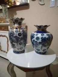 Vasos de porcelana