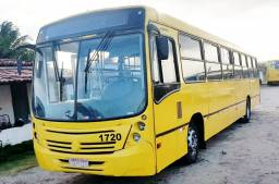 Ônibus MB 1722 2006 aceito troca