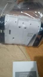 Tank wifi com câmera controlado pelo celular