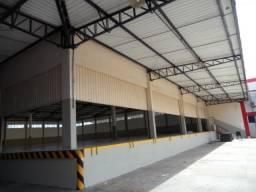 Galpão reformado 3.100 m², terreno 4.112 m ², pátio, docas, guarita, Cumbica Guarulhos SP