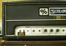 Cabeçote valvulado antigo para guitarra ou baixo.- 021 - comprar usado  Porto Alegre