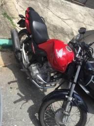 Vendo minha moto 160 start - 2018