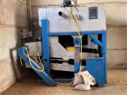 Máquina de pré limpeza 40 t/h