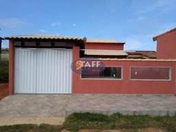 OLV-Linda Casa com 2 quartos e suíte, 150m² por apenas R$ 190.000 - Unamar - Cabo Frio/RJ