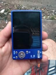 Máquina fotográfica Sony sem carregador