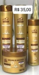 Kits de shampoo