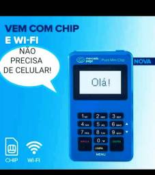 MERCADO PAGO POINT MINI CHIP, NÃO PRECISA DE CELULAR, DE 142$ POR 120$