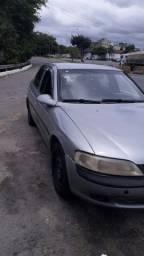 Vectra 2.0 gasolina e GNV ano 98