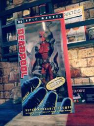 Deadpool Neca Toys 1/4 - 50 cm - Em Perfeito Estado